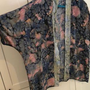 Wilfred Jackets & Coats - Wilfred - silk kimono